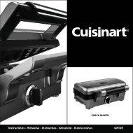 Cuisinart 12_GR10E_IB - Boulanger