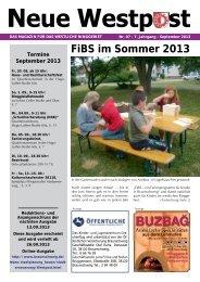 September 2013 - Stadt Braunschweig