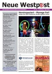 April 2013 - Stadt Braunschweig