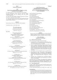 Ersten Glücksspieländerungsstaatsvertrages - Landesregierung ...