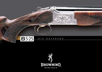 D I E R E F E R E N Z - Browning International