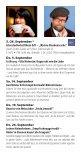 Veranstaltungskalender Juli bis November - Stadt Brühl - Page 6