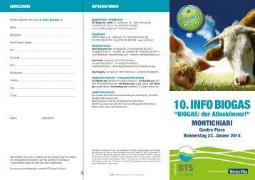 10. INFO BIOGAS - BTS Biogas