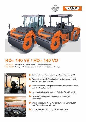 HAMM HD 140VO - buchhammer-handel.de