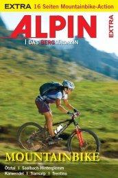 e x t r a mountainbike - Alpin.de