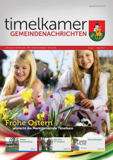 Frohe Ostern Frohe Ostern Frohe Ostern - Bürgermeister Zeitung