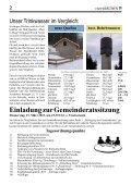 HOFKIRCHEN - Bürgermeister Zeitung - Page 2