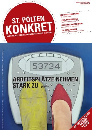 ARBEITSPLÄTZE NEHMEN STARK ZU - Bürgermeister Zeitung