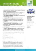 kehrtwende beim flächenverbrauch nötig - Bund Naturschutz in ... - Page 2