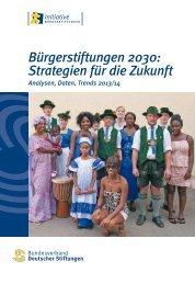 Bürgerstiftungen 2030: Strategien für die Zukunft - Initiative ...