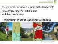 Zonierungskonzept Naturpark Altmühltal - Bund Naturschutz in ...