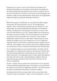 Rede von Daniil Granin - Deutscher Bundestag