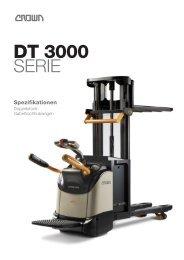 DT 3000 - Crown Equipment Corporation
