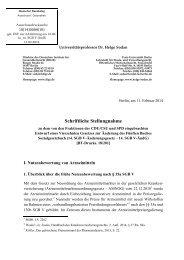 ESV Prof. Dr. Helge Sodan - Deutscher Bundestag