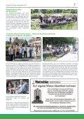 Mitteilungsblatt 149 - August/September 2013 - Gemeinde Burgthann - Page 7