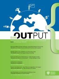 BUW-Output - Bergische Universität Wuppertal