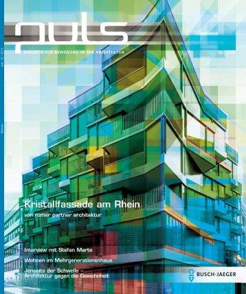 Magazin downloaden - Busch-Jaeger Elektro GmbH