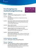 Forschungstag 2013 Hochtechnologieforschung - Baden ... - Page 6