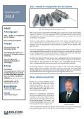 Newsletter - Corning Cabelcon Connectors - Seite 2