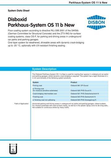 SM PHS 11b N EN.pdf - Caparol