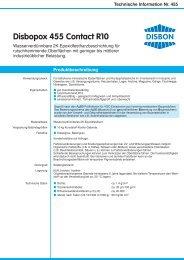 Technische Information Nr. 455 - Caparol