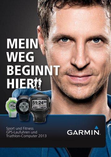 Download Garmin Running Flyer - CardioZone