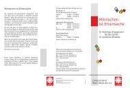 Flyer Ehrenamt AW - Caritasverband Rhein-Mosel-Ahr eV