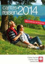 Caritasreisen 2014 - Caritasverband für die Regionen Aachen-Stadt ...