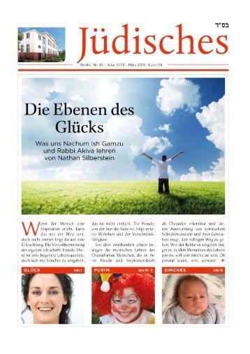 Jüdisches Nr. 39 - ChabadBerlin.de