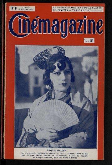pmagazine - Ciné-ressources