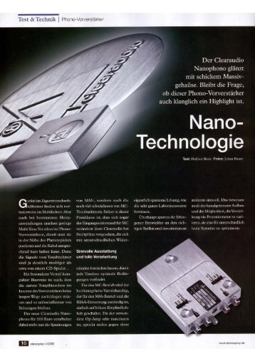 Download Stereoplay Nano-Technologie 12/2013 deutsch PDF ...
