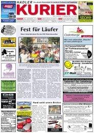 Fest für Läufer - CNV-Kuriere