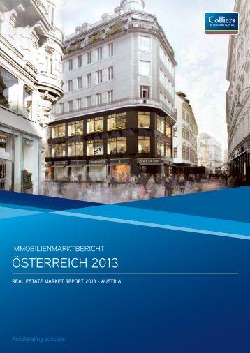 Österreich 2013 - Colliers International