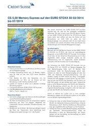 Produktinformation (PDF) - Comdirect