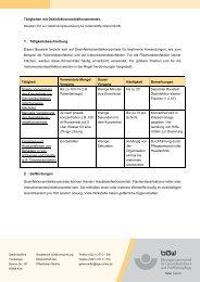 Baustein 507 herunterladen (PDF, 78KB) - Berufsgenossenschaft für ...