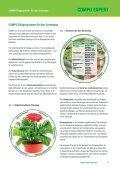 Düngung im Gartenbau - COMPO EXPERT - Seite 3