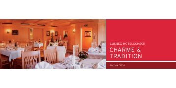 kouzlo & tradice charme & tradition - Connex Marketing Group