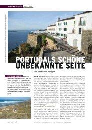 Portugal: Schöne unbekannte Seite - Convention-International