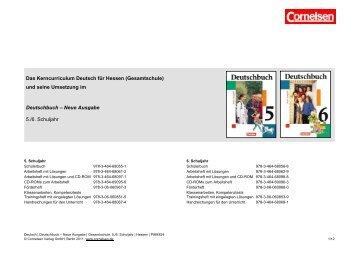 Download (PDF: 411 KB) - Cornelsen Verlag