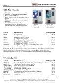 Preisliste Europa 2013 - Crane GmbH - Seite 5