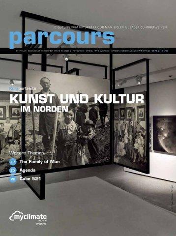 Parcours Nr. 27 - 2013 / Kultur - LEADER - Clervaux Vianden