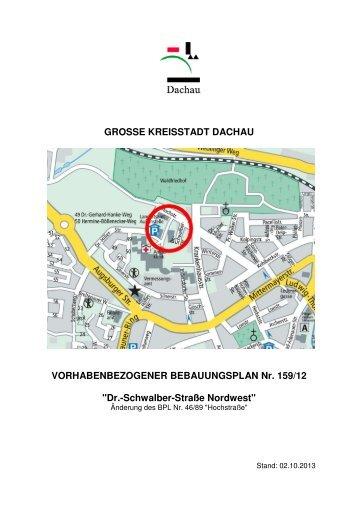 159/12 Dr.-Schwalber-Straße Nordwest - Dachau