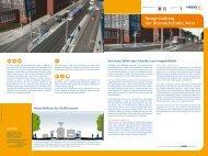 Neugestaltung der Bismarckstraße West - Dadina