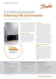 FLX Factsheet - Danfoss