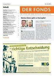 DER FONDS 09/2013.pdf - Das Investment
