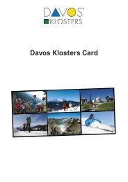 Infobroschüre DKC (PDF 4MB) - Davos
