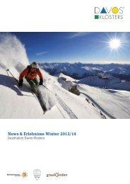 News & Erlebnisse Winter 2013/14 - Davos