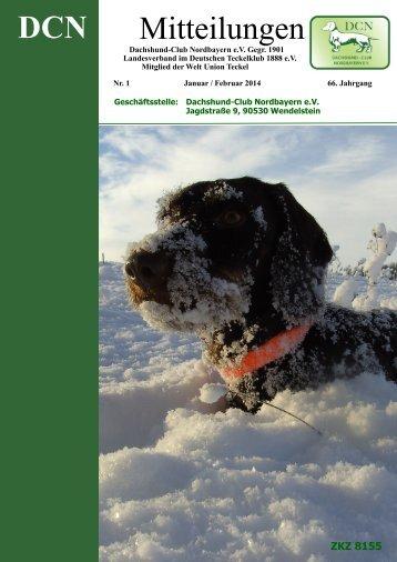 Ausgabe 1 2014 - DCN