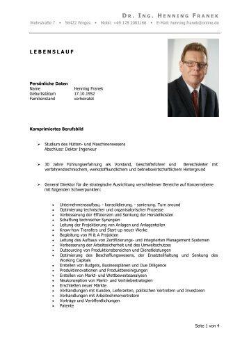 lebenslauf deutsch 2013 pdf datei 17139 kb ddim - Lebenslauf Auf Deutsch