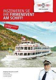 Firmenevents - DDSG Blue Danube Schiffahrt GmbH